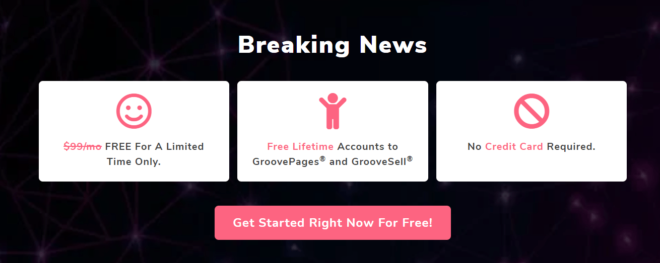 GrooveFunnels Coupons
