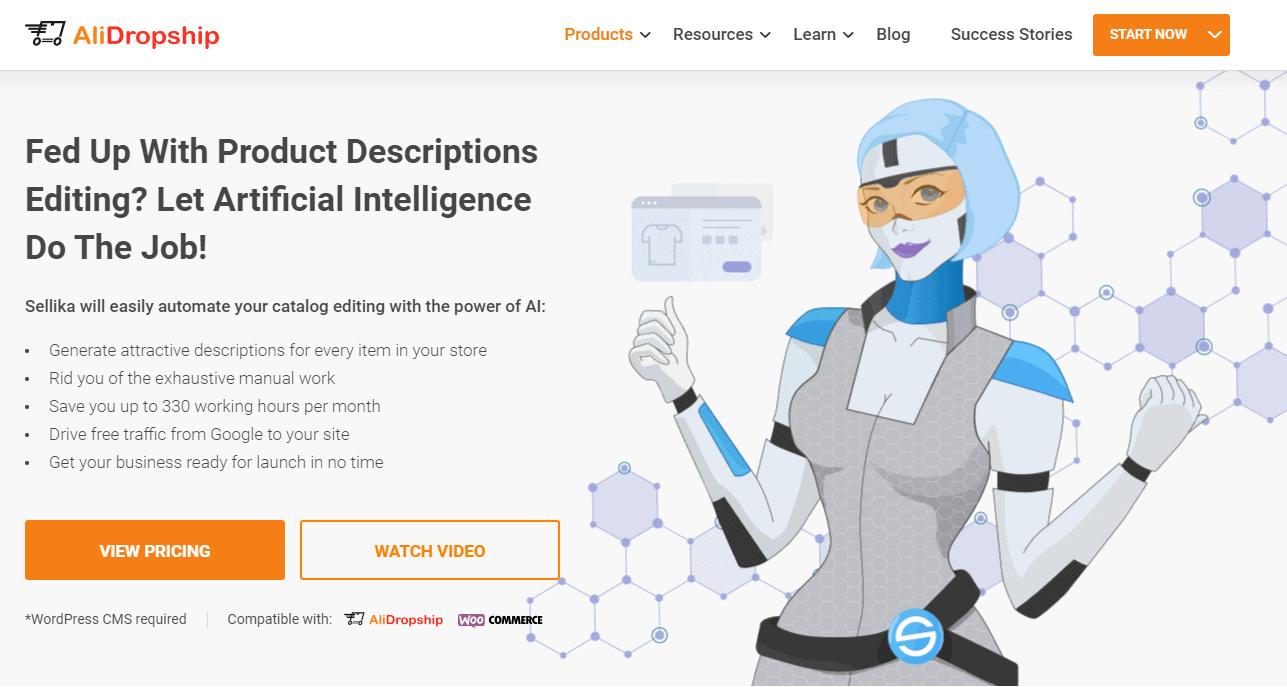 Product description tools